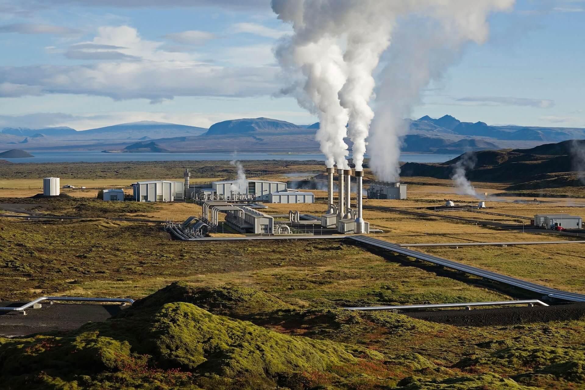 geotermisk energi